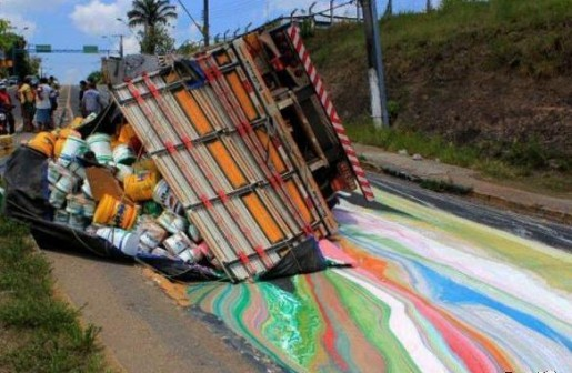 arte por accidente