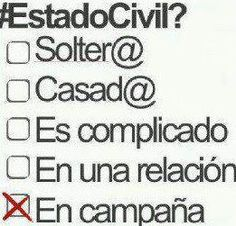 frases graciosas de estado civil