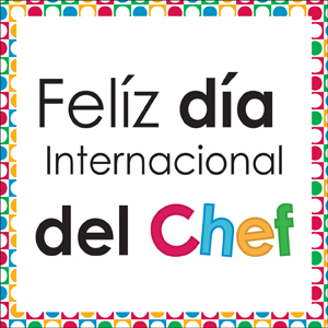 dia internacional del chef
