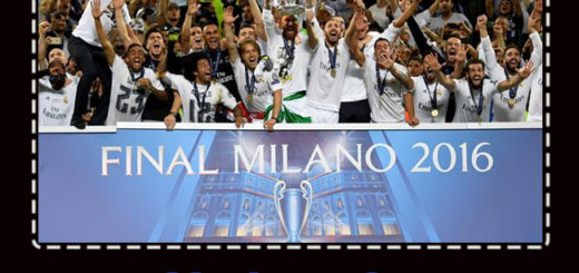 real madrid campeon champions 2016